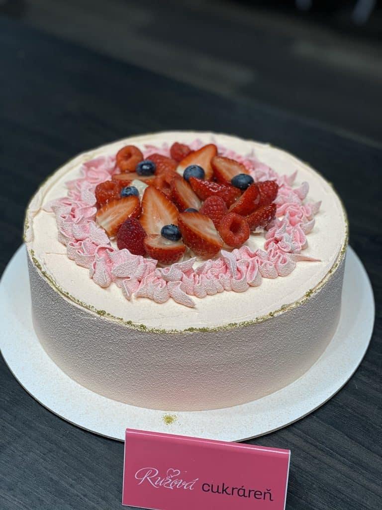 Torta na mieru. Cukráreň Nitra